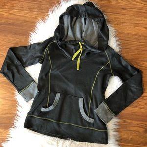 Columbia Omni Wick Sweatshirt Hoodie Gray Medium